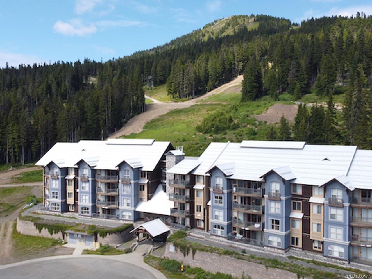 Main Photo: 414 1280 Alpine Rd in COURTENAY: CV Mt Washington Condo for sale (Comox Valley)  : MLS®# 803177