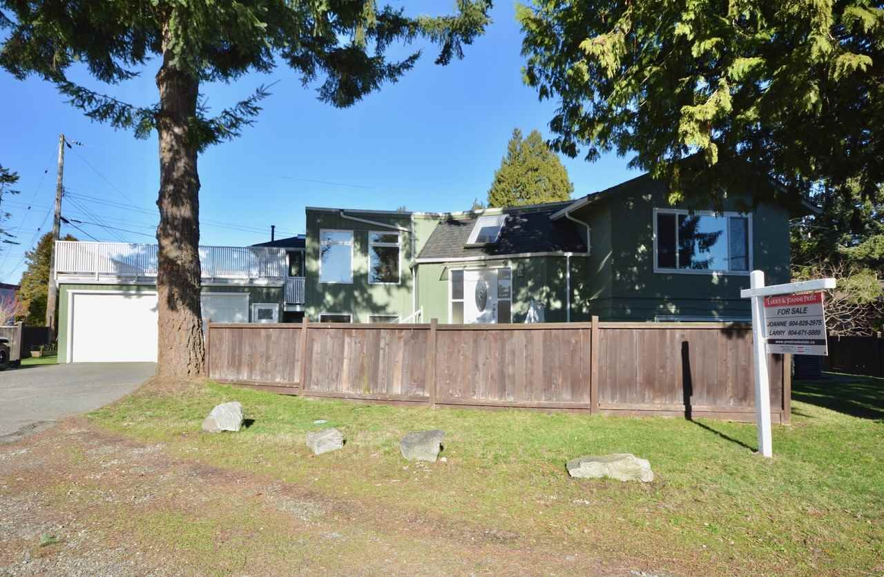 Main Photo: 5409 8A AVENUE in : Tsawwassen Central House for sale : MLS®# R2238226