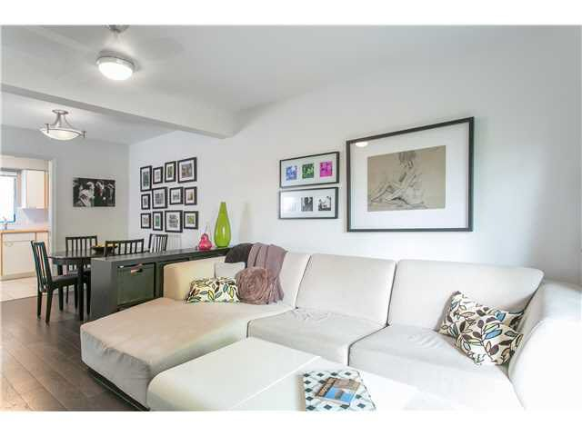 Photo 4: Photos: 102 988 W 16TH Avenue in Vancouver: Cambie Condo for sale (Vancouver West)  : MLS®# V1138316