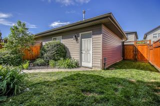 Photo 30: 161 Chaparral Valley Drive SE in Calgary: Chaparral Semi Detached for sale : MLS®# A1124352