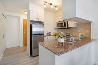 """Photo 4: 611 1189 HOWE Street in Vancouver: Downtown VW Condo for sale in """"GENESIS"""" (Vancouver West)  : MLS®# R2581550"""