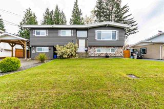 Photo 1: 46038 LARTER Avenue in Chilliwack: Fairfield Island House for sale : MLS®# R2574171