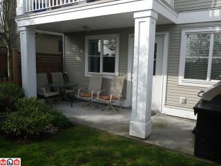 """Photo 8: 29 20460 66TH Avenue in Langley: Willoughby Heights Townhouse for sale in """"WILLOW EDGE"""" : MLS®# F1218333"""