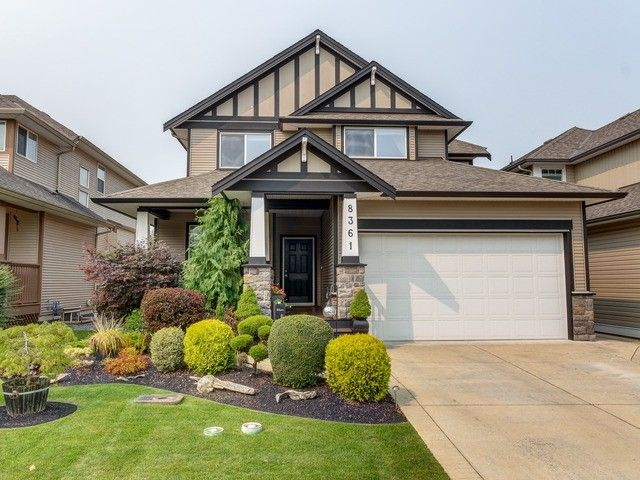 """Main Photo: 8361 211B Street in Langley: Willoughby Heights House for sale in """"Yorkson"""" : MLS®# F1421990"""
