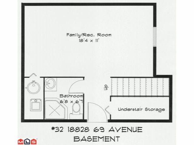 """Photo 8: Photos: 32 18828 69TH Avenue in Surrey: Clayton Townhouse for sale in """"Star Pointe"""" (Cloverdale)  : MLS®# F1026990"""