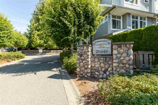 Photo 22: 85 20449 66 AVENUE in Langley: Willoughby Heights Townhouse for sale : MLS®# R2477167