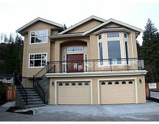 Main Photo: 3300 WINGROVE TE in Coquitlam: Hockaday House for sale : MLS®# V536625