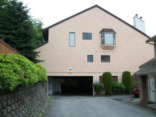 Main Photo: 103 11726 225 STREET in Maple Ridge: East Central Townhouse for sale : MLS®# V1130396