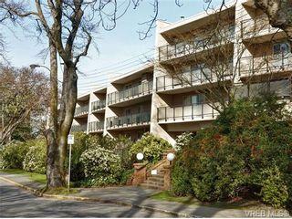 Photo 1: 307 1419 Stadacona Ave in VICTORIA: Vi Fernwood Condo for sale (Victoria)  : MLS®# 694240