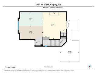Photo 29: 2401 17 Street SW in Calgary: Bankview Row/Townhouse for sale : MLS®# A1106490