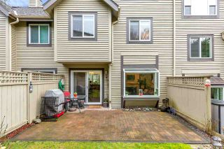 """Photo 34: 39 2736 ATLIN Place in Coquitlam: Coquitlam East Townhouse for sale in """"CEDAR GREEN"""" : MLS®# R2533312"""
