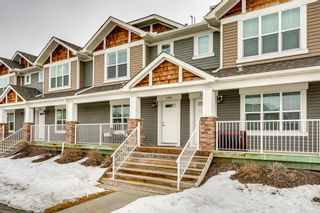 Photo 2: 296 Cranston Road SE in Calgary: Cranston Row/Townhouse for sale : MLS®# A1074027