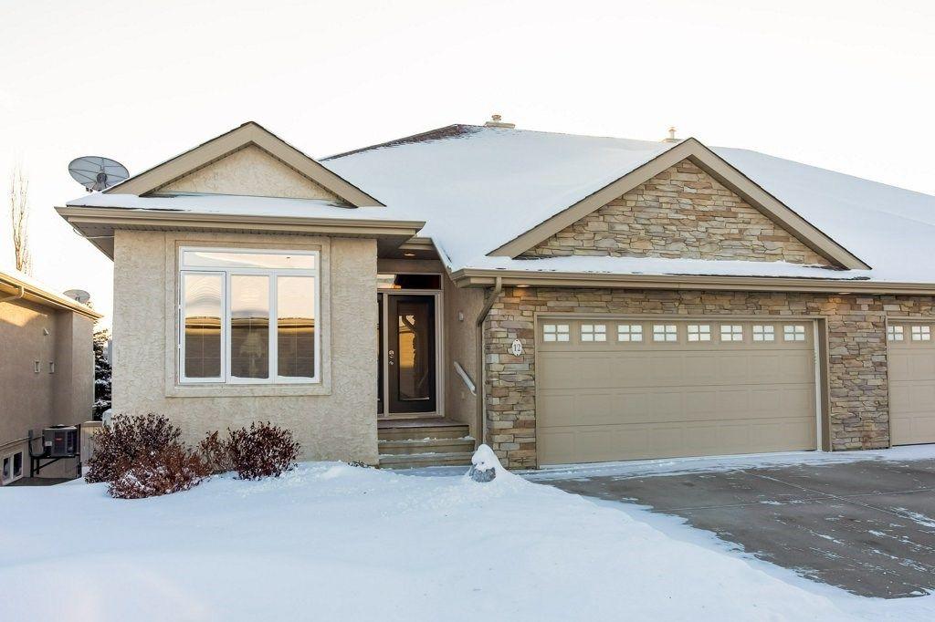 Main Photo: 12 61 Lafleur Drive: St. Albert House Half Duplex for sale : MLS®# E4228798