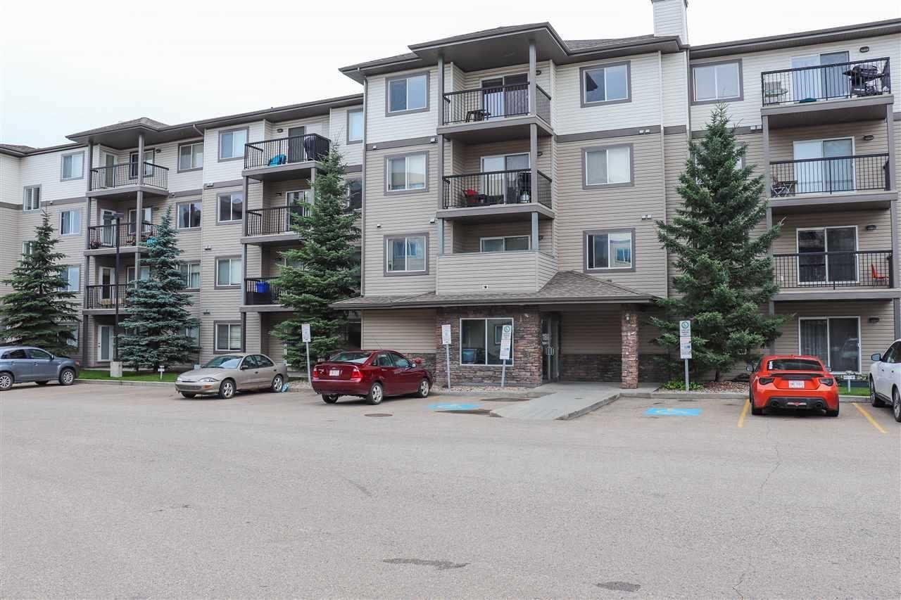 Main Photo: 304 1188 HYNDMAN Road in Edmonton: Zone 35 Condo for sale : MLS®# E4266019