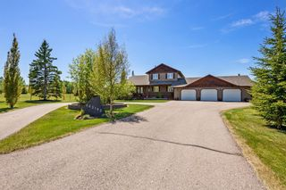 Photo 2: 263103 Butte Hills Way in Rural Rocky View County: Rural Rocky View MD Detached for sale : MLS®# A1115923
