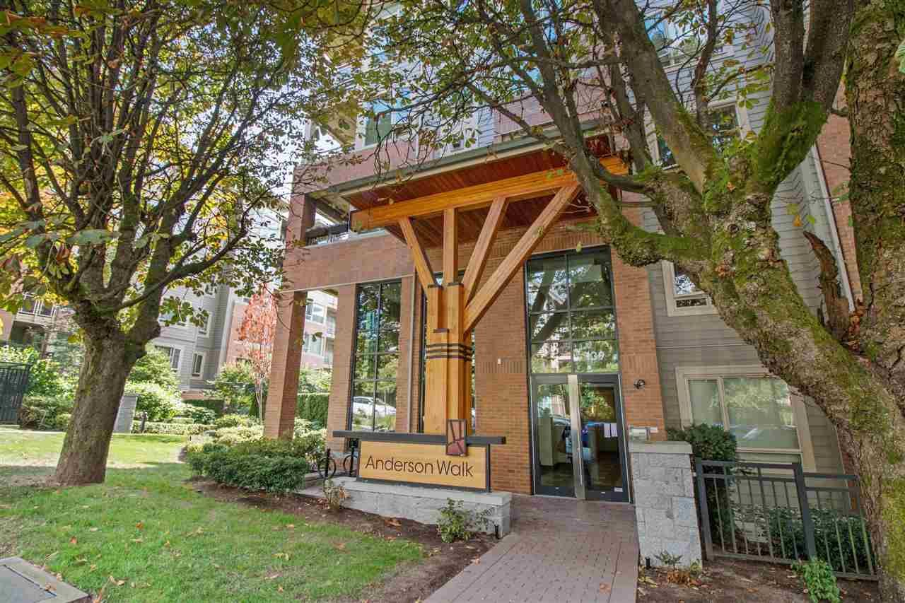 """Main Photo: G09 139 W 22ND Street in North Vancouver: Central Lonsdale Condo for sale in """"ANDERSON WALK"""" : MLS®# R2334018"""