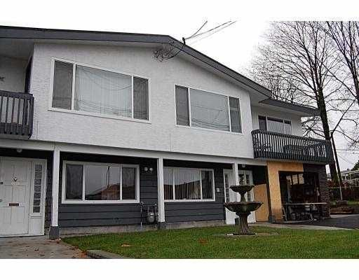 Main Photo: 4008 MOSCROP Street in Burnaby: Garden Village 1/2 Duplex for sale (Burnaby South)  : MLS®# V798478