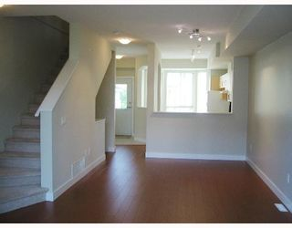 """Photo 3: 3 9079 JONES Road in Richmond: McLennan North Townhouse for sale in """"THE PAVILIONS"""" : MLS®# V648661"""