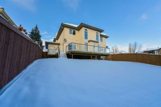 Photo 45: 1197 HOLLANDS Way in Edmonton: Zone 14 House for sale : MLS®# E4221432