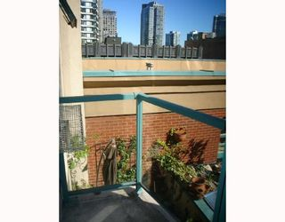 """Photo 7: 508 939 HOMER Street in Vancouver: Downtown VW Condo for sale in """"PINNACLE"""" (Vancouver West)  : MLS®# V658295"""