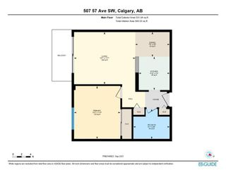 Photo 26: 403 507 57 Avenue SW in Calgary: Windsor Park Apartment for sale : MLS®# A1146991