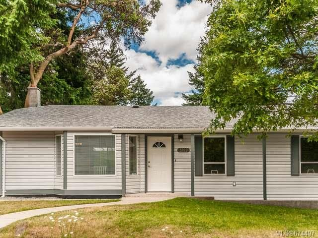 Main Photo: 3769 Myrta Pl in NANAIMO: Na Departure Bay House for sale (Nanaimo)  : MLS®# 674497