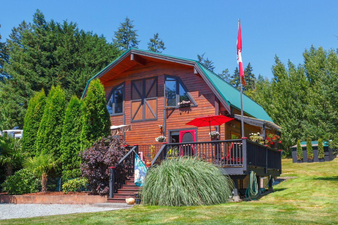 Main Photo: 1110 Tatlow Rd in : NS Lands End House for sale (North Saanich)  : MLS®# 845327