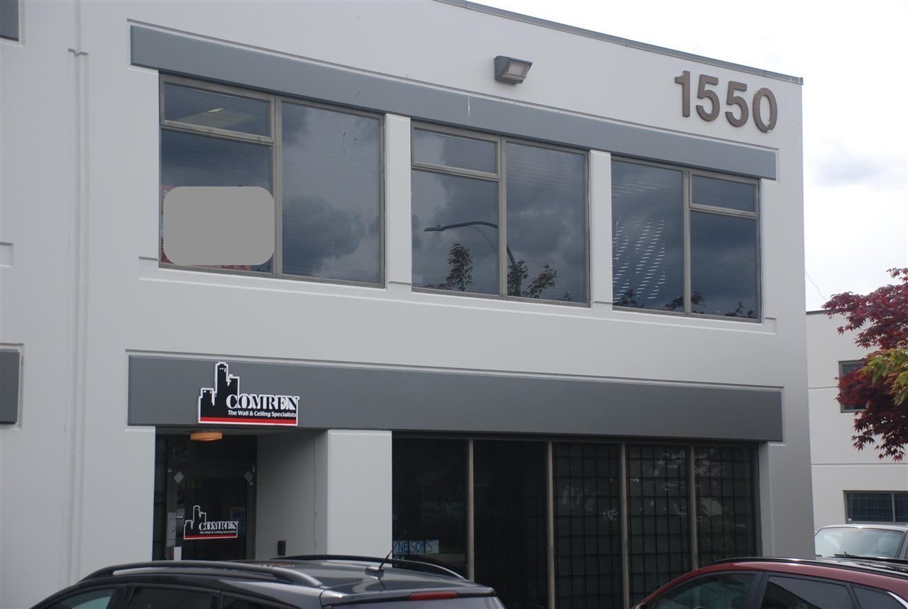 Main Photo: 101 1550 HARTLEY Avenue in Coquitlam: Cape Horn Office for sale : MLS®# C8038001