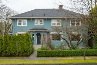 """Photo 2: 1310 W KING EDWARD Avenue in Vancouver: Shaughnessy House for sale in """"2nd Shaughnessy"""" (Vancouver West)  : MLS®# R2247828"""