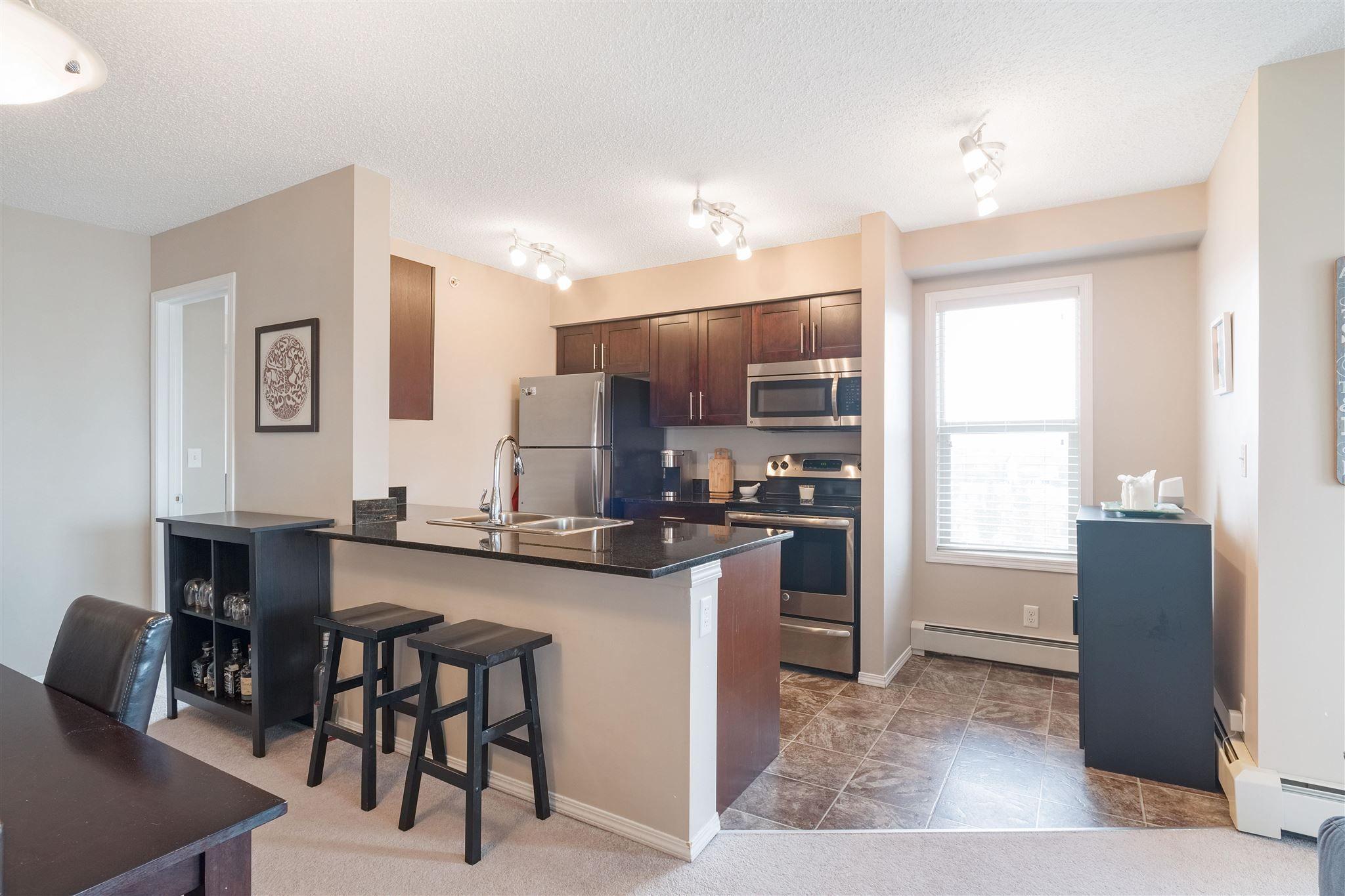 Main Photo: 402 12025 22 Avenue in Edmonton: Zone 55 Condo for sale : MLS®# E4260665