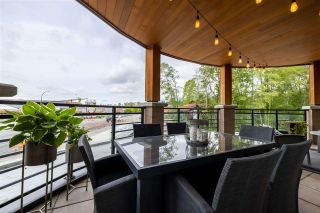"""Photo 26: 218 733 W 14TH Street in North Vancouver: Mosquito Creek Condo for sale in """"REMIX"""" : MLS®# R2582880"""