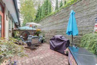 """Photo 18: 119 3333 DEWDNEY TRUNK Road in Port Moody: Port Moody Centre Townhouse for sale in """"CENTRE POINT"""" : MLS®# R2408387"""