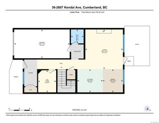 Photo 21: 36 2607 Kendal Ave in : CV Cumberland Row/Townhouse for sale (Comox Valley)  : MLS®# 863032