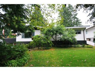 Photo 1: 817 COTTONWOOD Avenue in Coquitlam: Coquitlam West House for sale : MLS®# V1020762