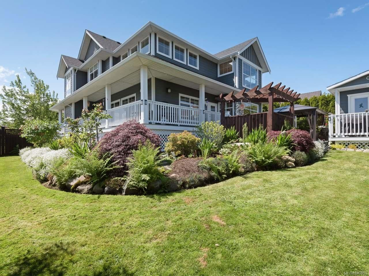 Photo 4: Photos: 206 Marie Pl in CAMPBELL RIVER: CR Willow Point House for sale (Campbell River)  : MLS®# 840853