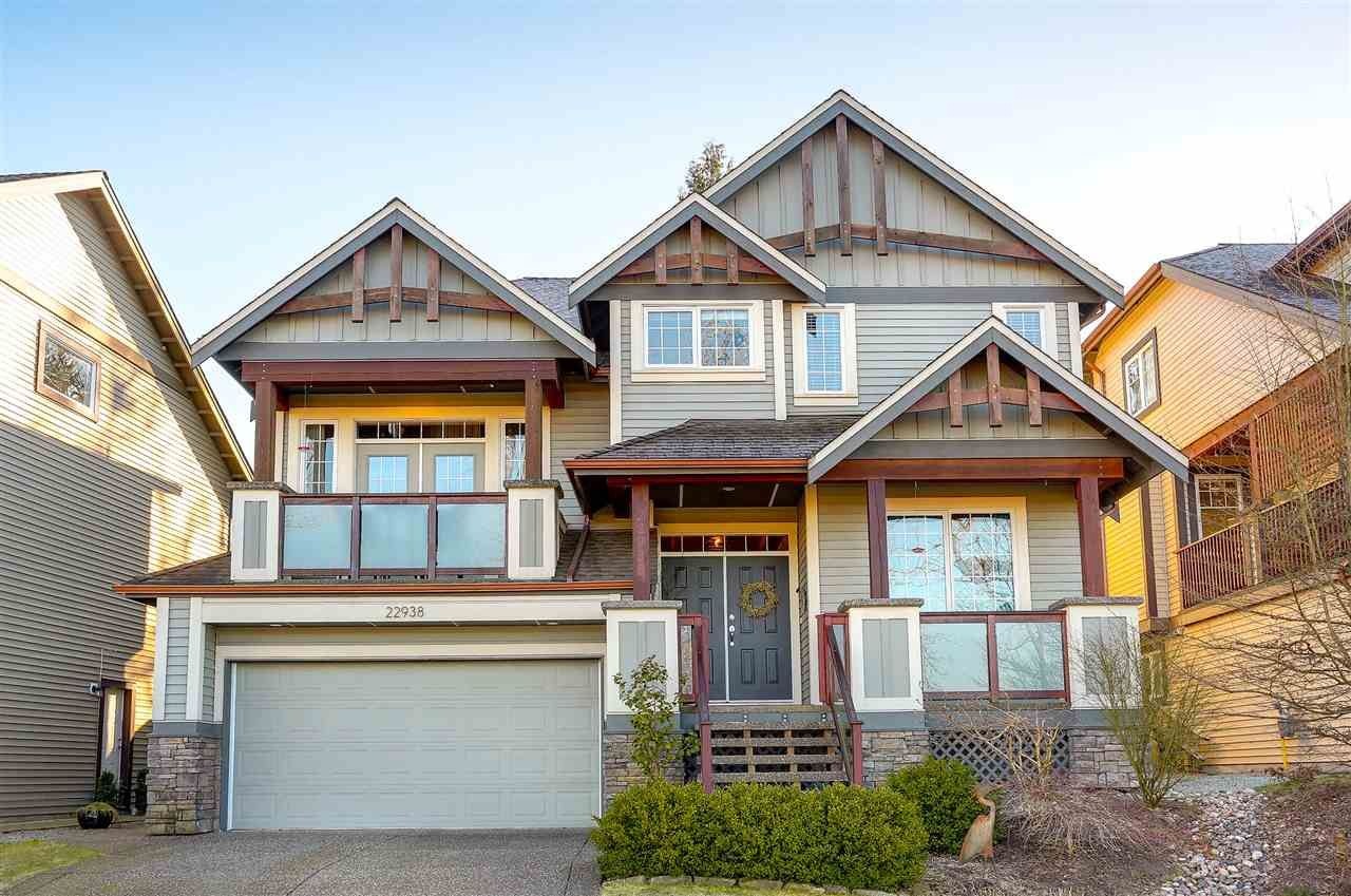 """Main Photo: 22938 VISTA RIDGE Drive in Maple Ridge: Silver Valley House for sale in """"Silver Valley"""" : MLS®# R2136997"""