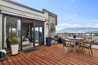 """Photo 2: 504 2120 W 2ND Avenue in Vancouver: Kitsilano Condo for sale in """"ARBUTUS PLACE"""" (Vancouver West)  : MLS®# R2560782"""