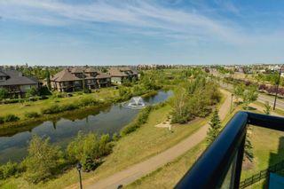 Photo 1: 422 5151 WINDERMERE Boulevard in Edmonton: Zone 56 Condo for sale : MLS®# E4254860