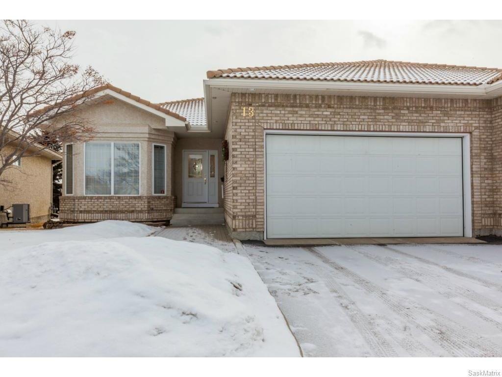 Main Photo: 13 315 Bayview Crescent in Saskatoon: Briarwood Complex for sale (Saskatoon Area 01)  : MLS®# 599784