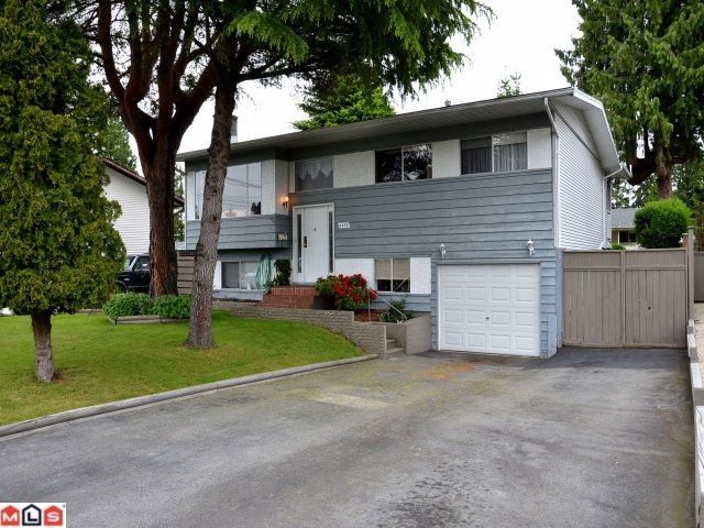 Main Photo: 9498 119TH Street in Delta: Annieville House for sale (N. Delta)  : MLS®# F1114810