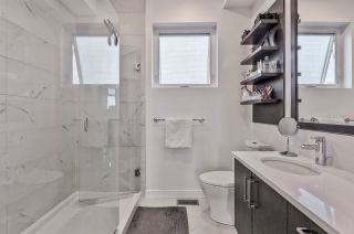 """Photo 9: 180 W 63RD Avenue in Vancouver: Marpole Townhouse for sale in """"CHURCHILL"""" (Vancouver West)  : MLS®# R2536694"""