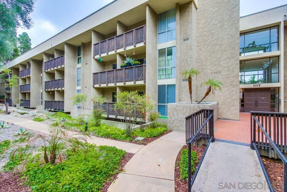 Main Photo: MISSION VALLEY Condo for sale : 1 bedrooms : 6202 Friars Rd #310 in San Diego