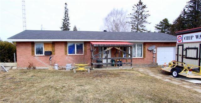 Main Photo: B1465 Regional Road 15 in Brock: Rural Brock House (Bungalow) for sale : MLS®# N4058593