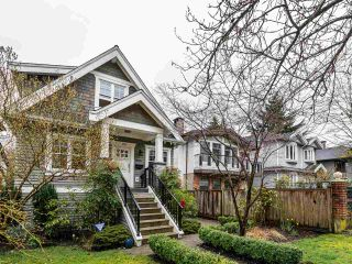 Photo 1: 2555 OXFORD Street in Vancouver: Hastings Sunrise House for sale (Vancouver East)  : MLS®# R2556739