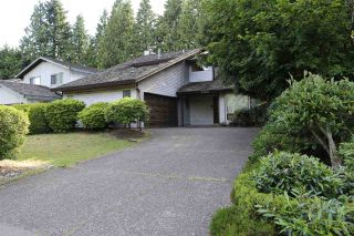 "Photo 1: 6565 WADE Road in Delta: Sunshine Hills Woods House for sale in ""Sunshine Hills Woods"" (N. Delta)  : MLS®# R2081121"