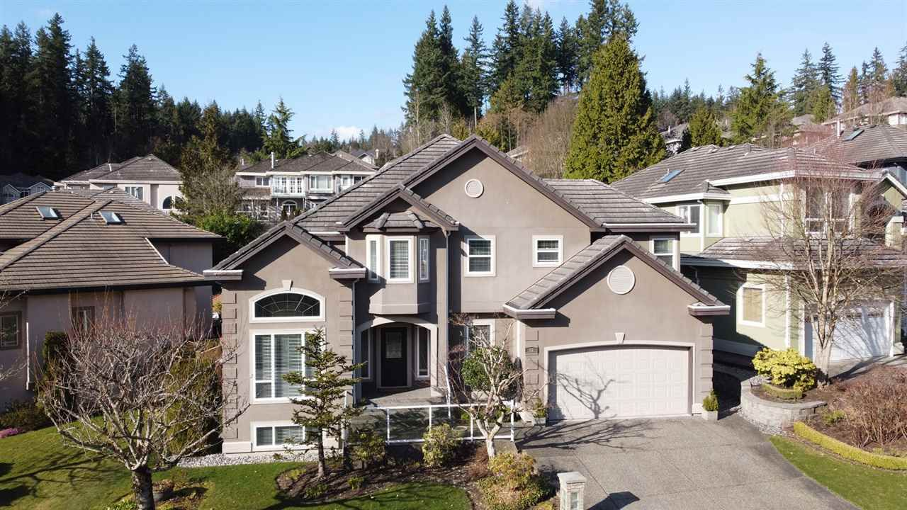 Main Photo: 28 WILKES CREEK Drive in Port Moody: Heritage Mountain House for sale : MLS®# R2552362