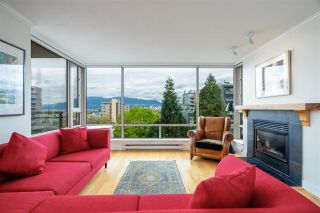 Photo 4: 502 1590 W 8TH Avenue in Vancouver: Fairview VW Condo for sale (Vancouver West)  : MLS®# R2620811