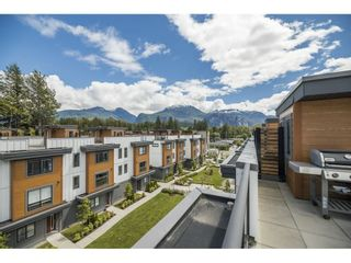 """Photo 26: 18 39769 GOVERNMENT Road in Squamish: Northyards Townhouse for sale in """"BREEZE"""" : MLS®# R2589642"""