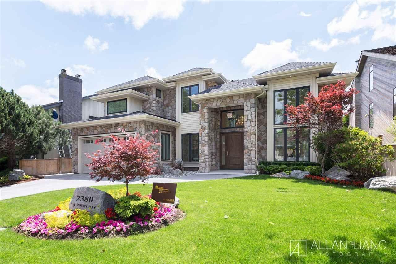 Main Photo: 7380 LISMER Avenue in Richmond: Broadmoor House for sale : MLS®# R2281830