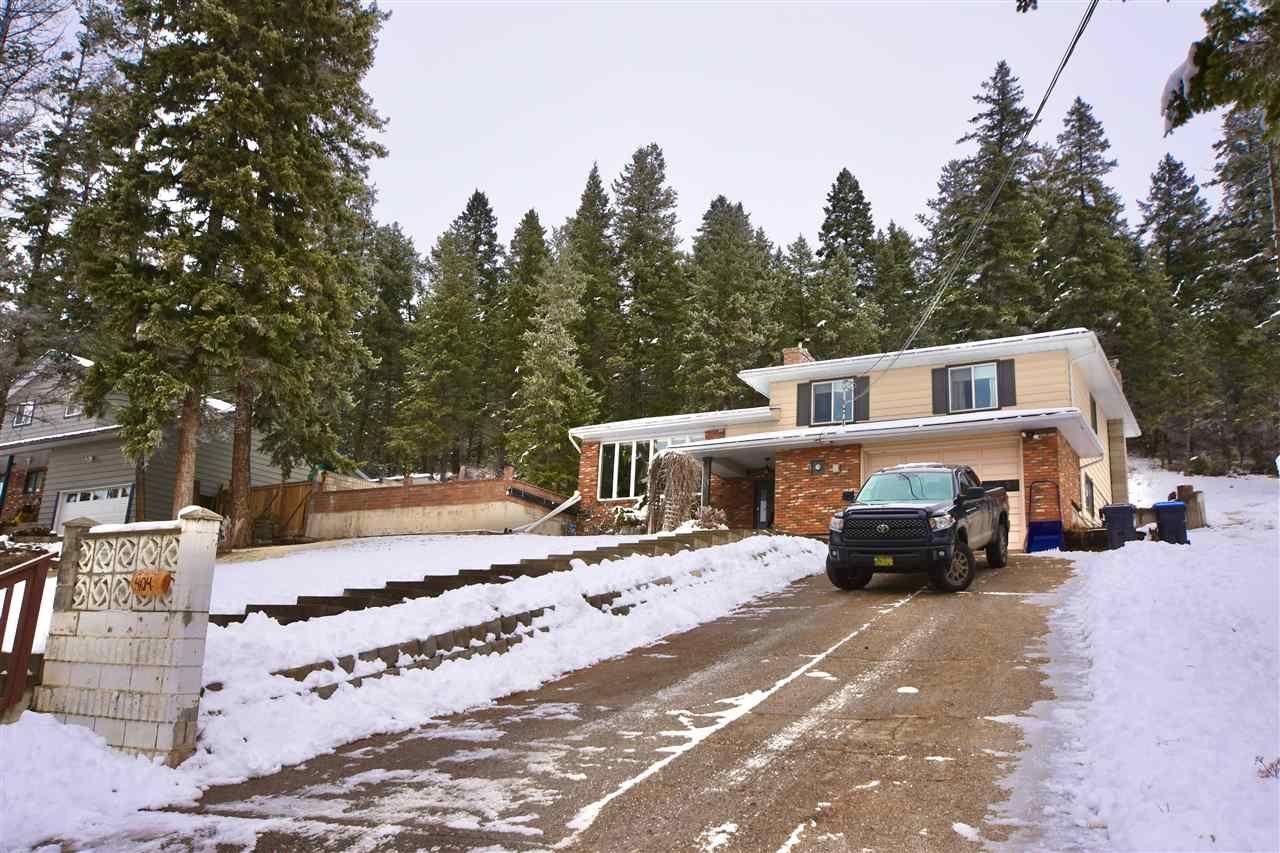 Main Photo: 404 CENTENNIAL Drive in Williams Lake: Williams Lake - City House for sale (Williams Lake (Zone 27))  : MLS®# R2530686